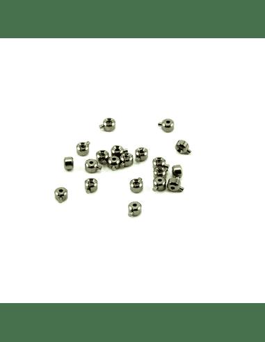 Кримп gunmetal 3мм (арт. КР3)