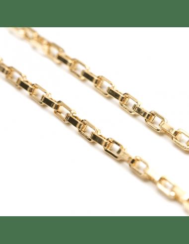 Цепь золото 3мм (арт. ЦП201)