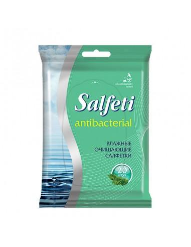 Салфетки влажные антибактериальные...