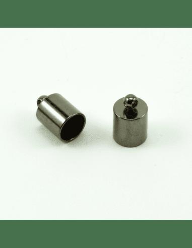 Концевик цилиндр gunmetal 6мм (арт....